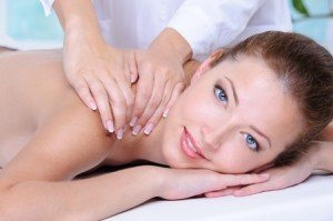 back neck and shoulder massage, didcot and wantage beauty salon