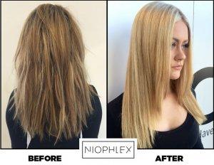niophlex hair colour, wantage hair salon