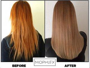 Segais hair salon hair colour treatment