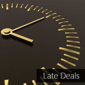 late deals and discounts Oxfordshire hair salon