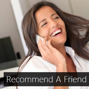 OFFER! Recommend a Friend
