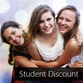 student discounts Oxfordshire hair salon