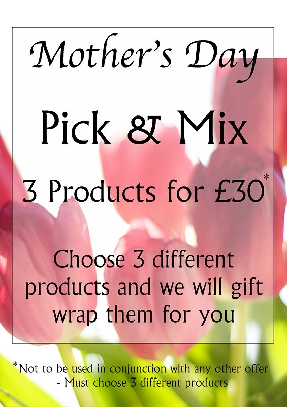 Mother's Day offers, Wantage, Marlborough and Didcot hair & beauty salons