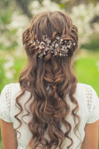 Summer festival hairstyles, Didcot, Wantage & Marlborough hair salons