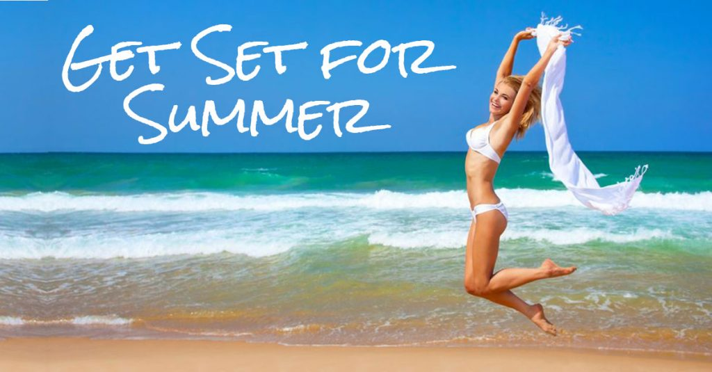 Get-Set-for-Summer, Didcot & Wantage beauty salons