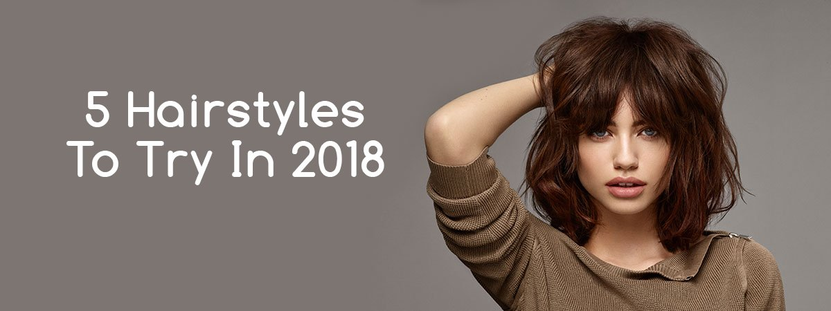 2018 Hair Trends Hair Salons Marlborough Didcot Wantage