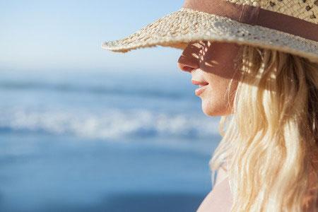 summer hair care tips from Segais salons Marlborough, Wantage, Didcot