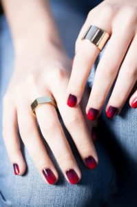 Luxury manicures at Segais Beauty Salons in Didcot & Wantage