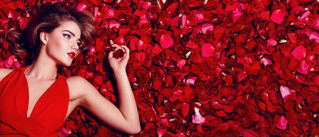 Valentine's Beauty tips from Wantage and Didcot Beauty Salons Segais