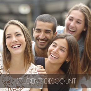 Student Salon Discounts