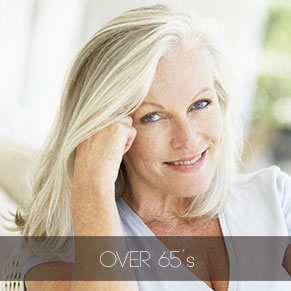 Seniors Salon Discounts