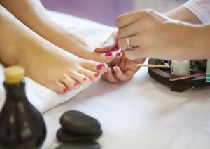 Luxury Pedicures at Oxforshire Beauty Salons