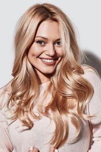 golden blonde hair colours Wantage hair salon