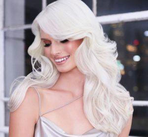 blonde hair colour, segais hair salons, didcot & wantage
