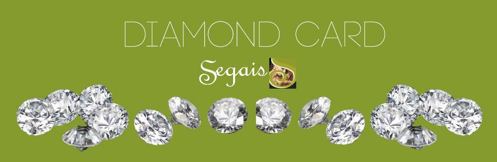 Diamond Card at segais banner