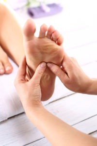 Reflexology Oxfordshire beauty salons