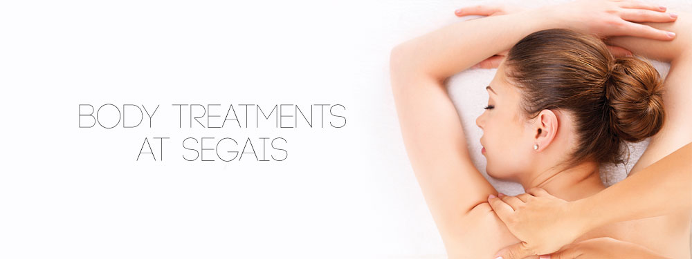 BODY TREATMENTS at Segais Beauty Salons in Wantage and Didcot