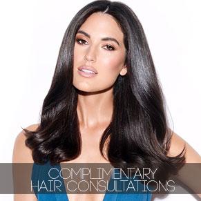 Complimentary Hair Consultations