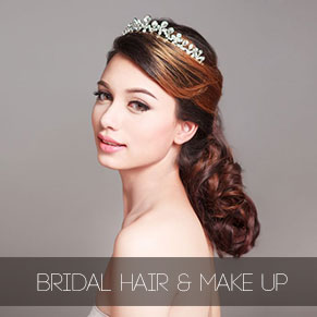 Bridal Hair & Make-Up Packages