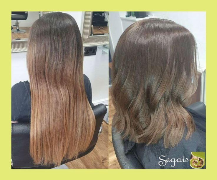 Short Hair Transformation