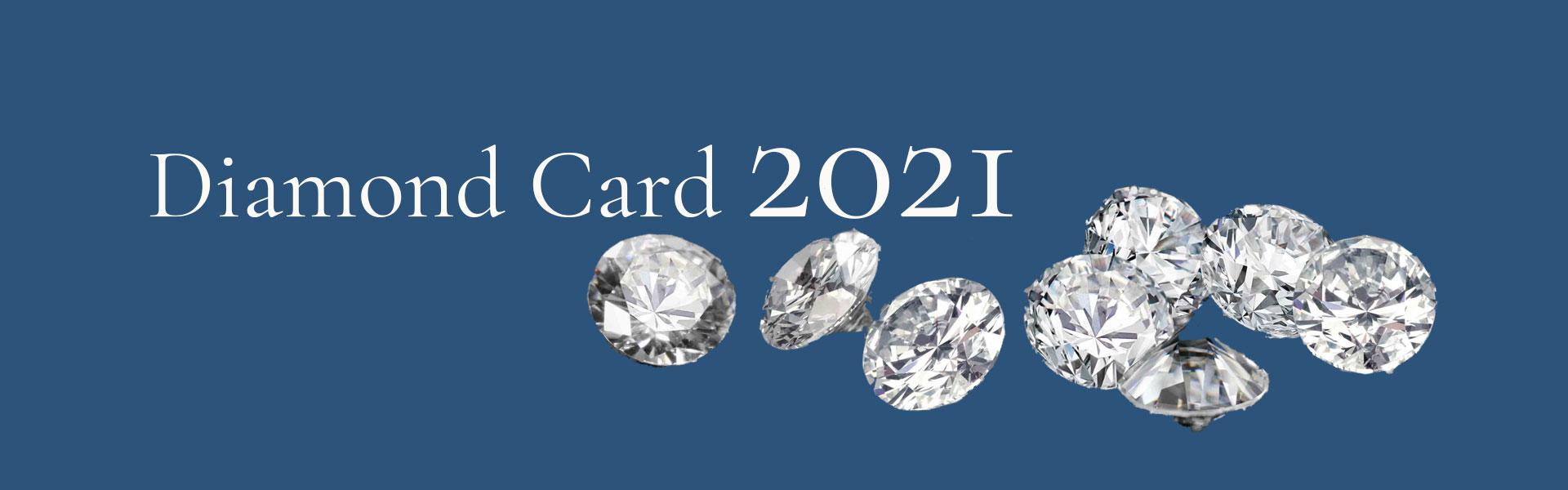 Segais Diamond Card 2021 Salon Discounts Wantage and Didcot