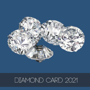 Segais Diamond Card 2021