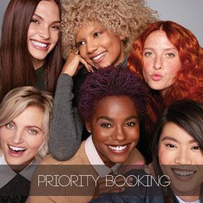 Segais Oxfordshire Hair & Beauty Salons Priority Booking List