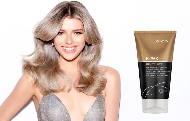 Joico K Pak Revitaluxe Hair Treatment Available Online From Segais Oxfordshire Salons