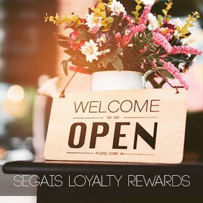 Segais Loyalty Rewards