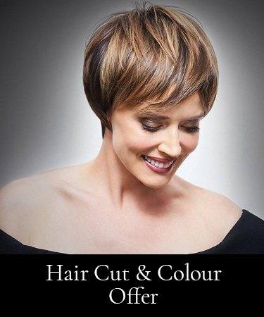 Hair Cut Colour Offer Oxfordshire Hair & Beauty Salon