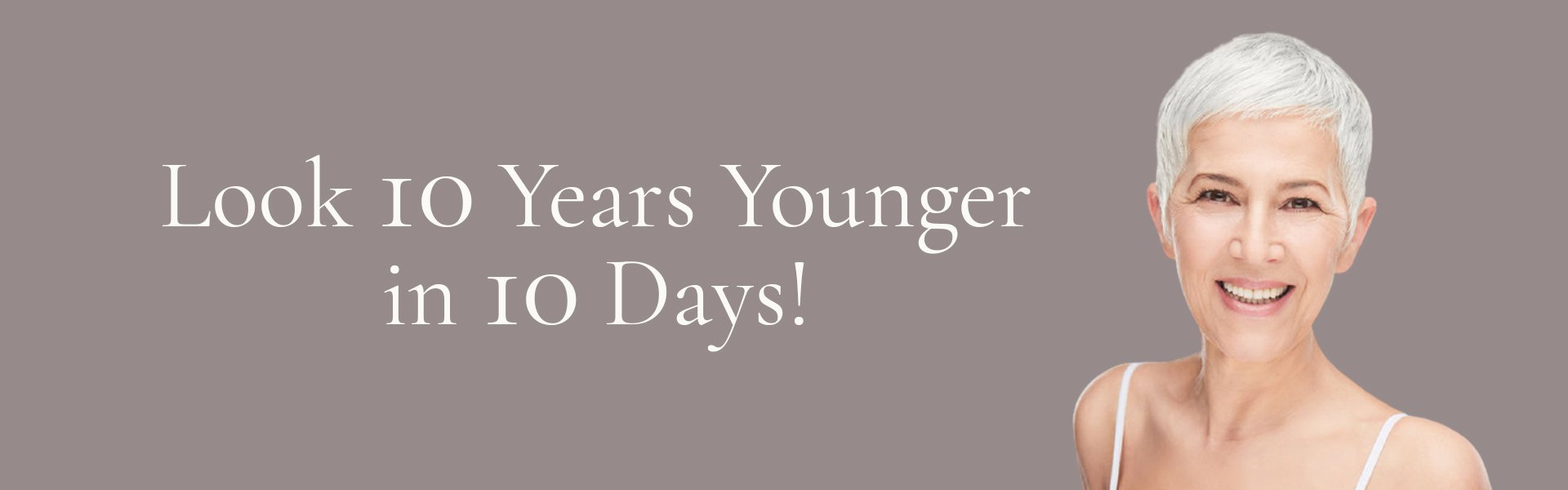 Look 10 Years Younger in 10 Days Oxfordshire Hair & Beauty Salon
