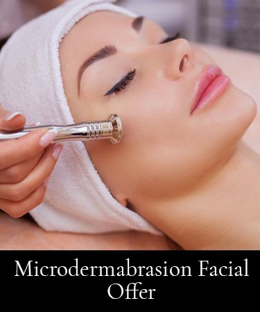 Microdermabrasion Facial Offer Oxfordshire Hair & Beauty Salon