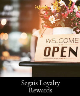 Segais Loyalty Rewards
