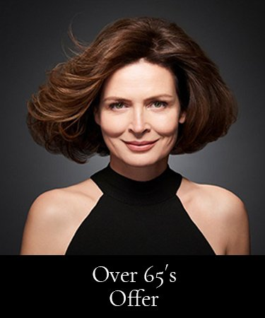 over 65´s offer  Oxfordshire Hair & Beauty Salon