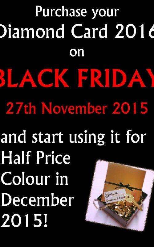Black Friday Diamond purchase