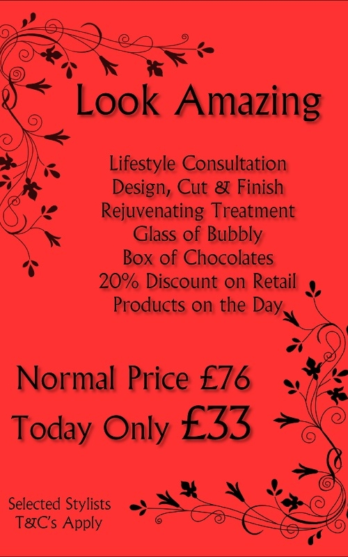 Look Amazing Black Friday offer