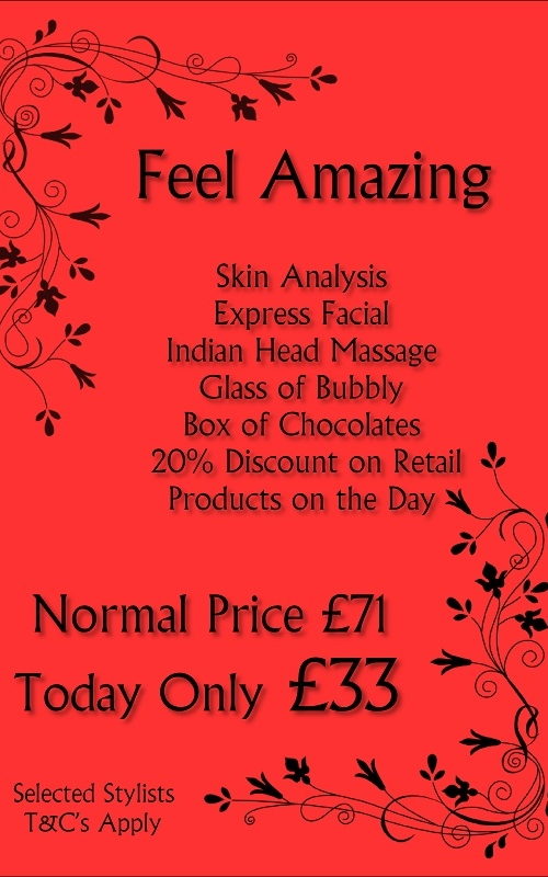 Black Friday Feel Amazing offer