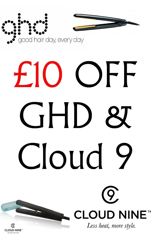 Black Friday ghd styler discounts