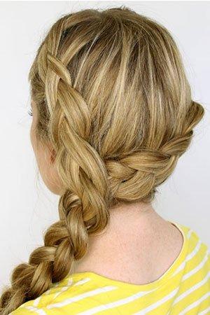 Festival Hairstyles at Segais Hair Salons in Didcot, Marlborough & Wantage