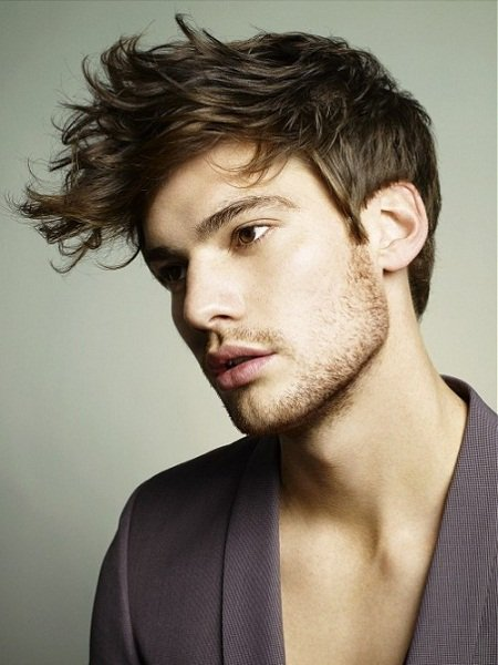 How To Style Messy Hair Men's Hair Salons Didcot Wantage Marlborough