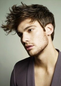 hairstyle-trends-2014-mens-trendy-messy-hair-fringe-cut