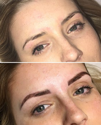Semi-Permanent Make-Up by Maggie at Segais Beauty Salon in Wantage